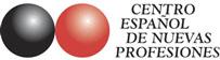 Logotipo Centro Español de Nuevas Profesiones