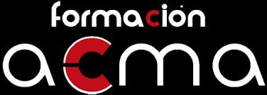 Logotipo Formación Acma