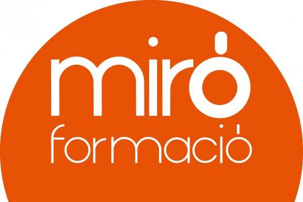 Logotipo Formació Miró