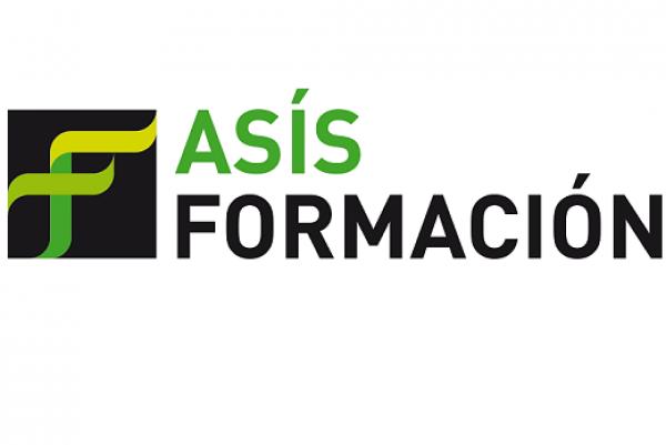 Logotipo Asís Formación