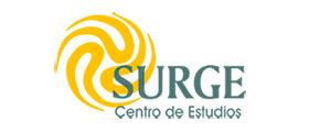 Logotipo Surge Centro de Estudios