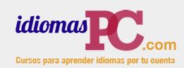 Logotipo IdiomasPC.com