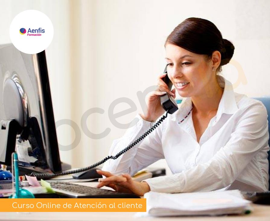Curso Online de Atención al cliente
