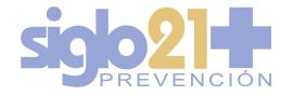 Logotipo Centro Médico Siglo 21 Prevención de Riesgos Laborales S.L.