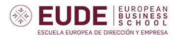 EUDE Business School