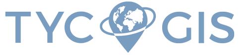 Logotipo Grupo TYC GIS Formación