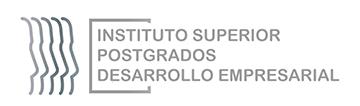 Logotipo Instituto Superior de Posgrados y Desarrollo Empresarial