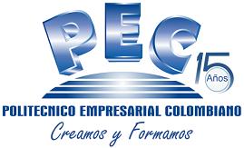 Logotipo Instituto Politécnico Empresarial Colombiano