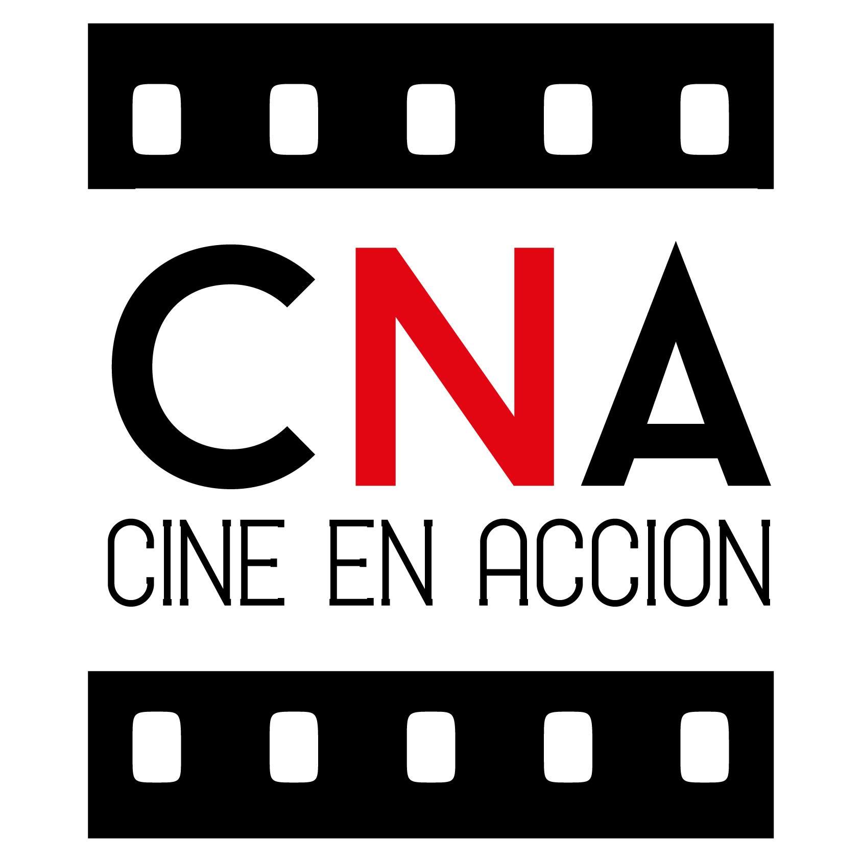 Logotipo Cine en Acción