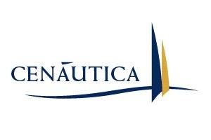 Logotipo Cenáutica. Escuela Náutica de Recreo