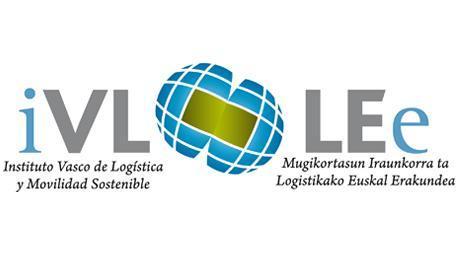 Logotipo Instituto Vasco de Logística