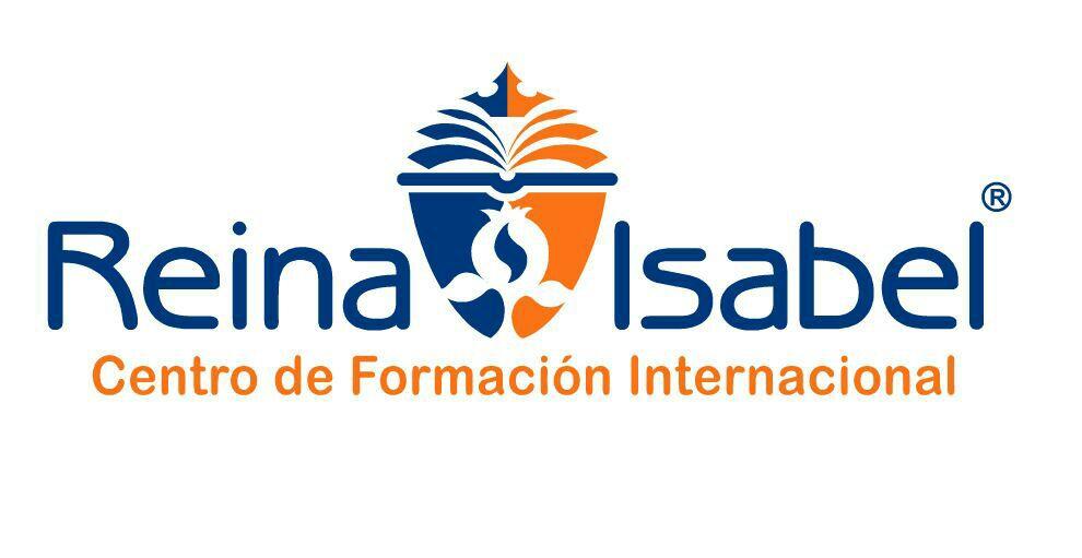 Logotipo Reina Isabel Centro de Formación Internacional