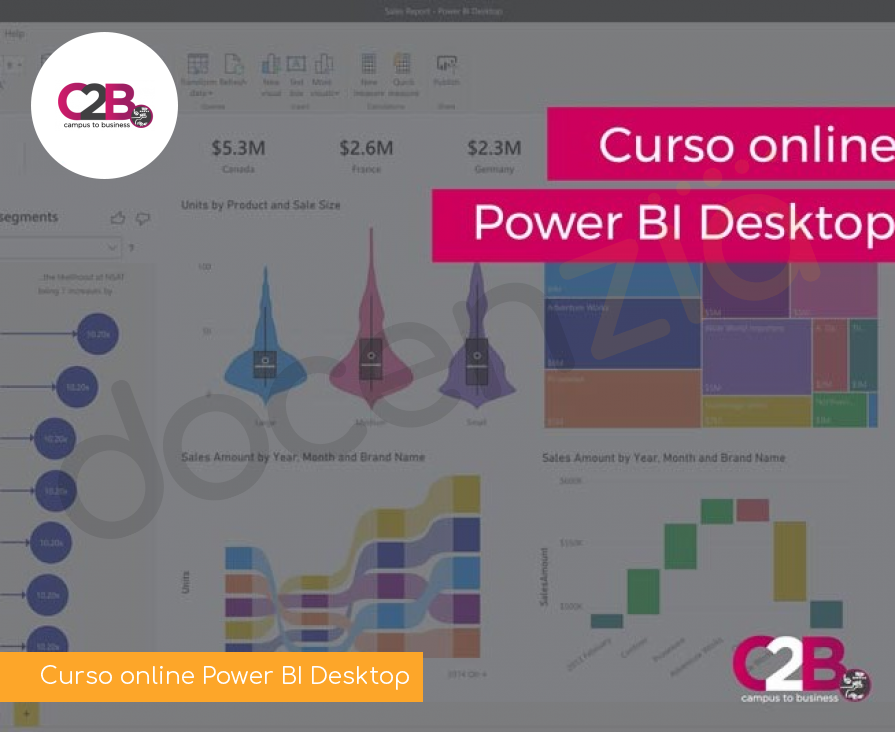 Curso online Power BI Desktop