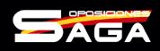 Logotipo Oposiciones Saga