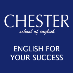 Logotipo Chester School of English