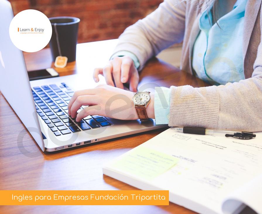 Ingles para Empresas Fundación Tripartita