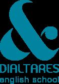 Logotipo Dialtares English School