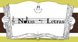 Logotipo Academia Notas y Letras