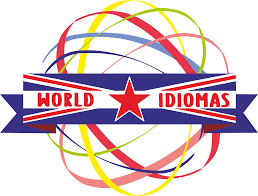 Logotipo World Idiomas