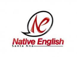 Logotipo Native English Santa Ana