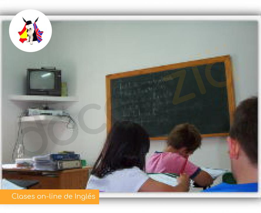 Clases on-line de Inglés