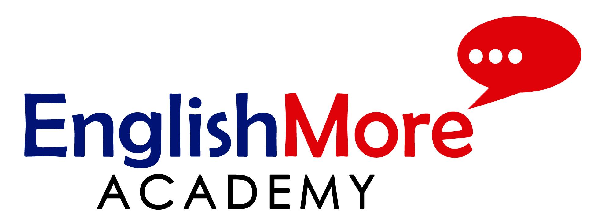 Logotipo EnglishMore Academy