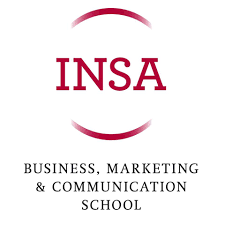 Logotipo INSA Business, Marketing & Communication School