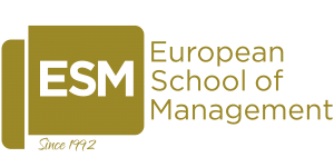 Logotipo European School of Management (ESM)