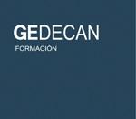 Logotipo Gedecan Formación