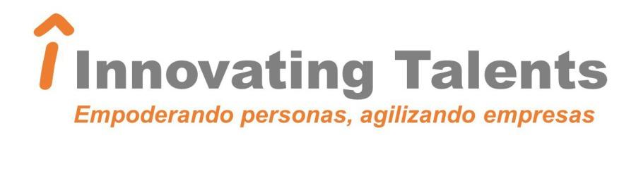 Logotipo Innovating Talents Formación & Consulting