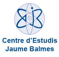 Logotipo Centre d'Estudis Jaume Balmes