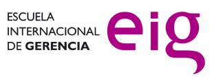 Escuela Internacional de Gerencia - EIG Granada
