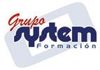 Logotipo Grupo System Formación