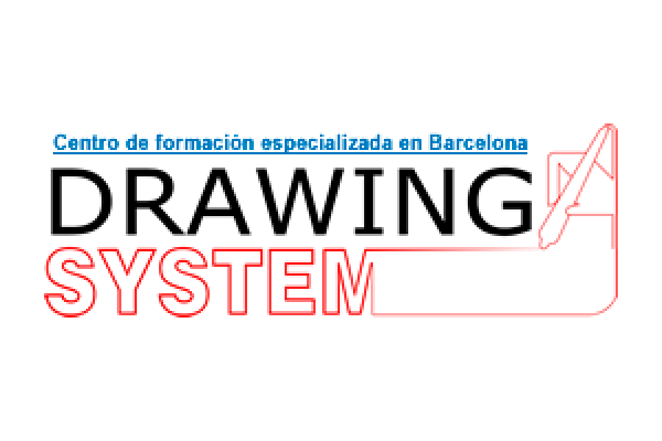 Logotipo Drawing system