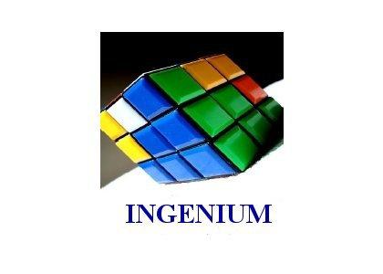 Logotipo INGENIUM RRHH