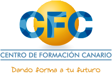 Logotipo CFC - Centro de Formación Canario