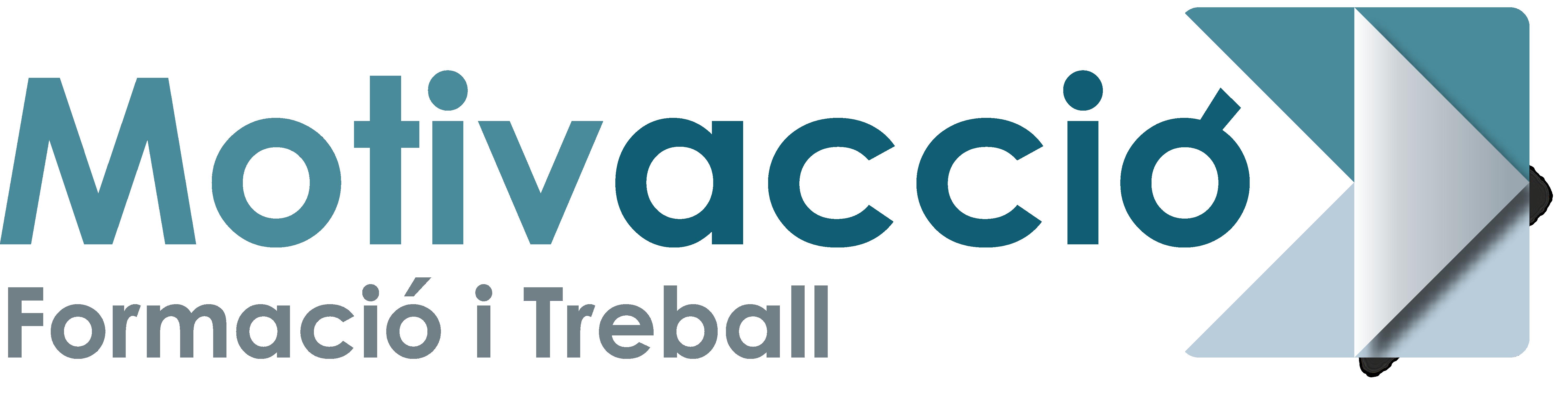Logotipo Motivacció Formación