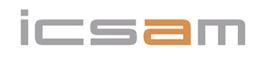 Logotipo ICSAM