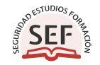 SEF-Seguridad Estudios Formación