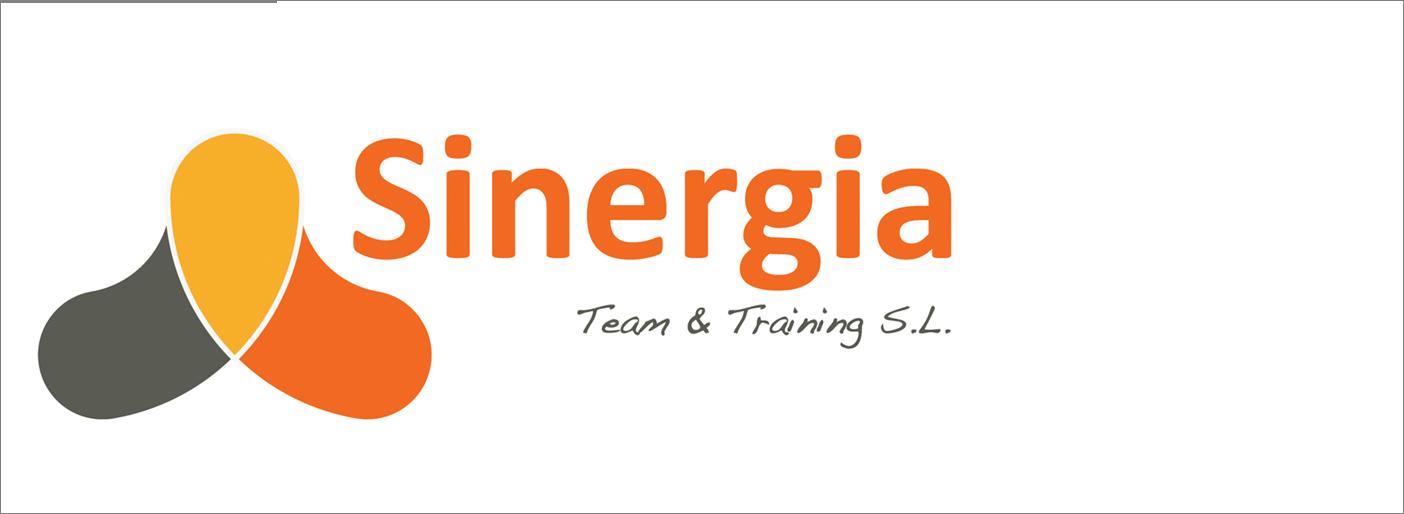 Logotipo Sinergia Team and Training