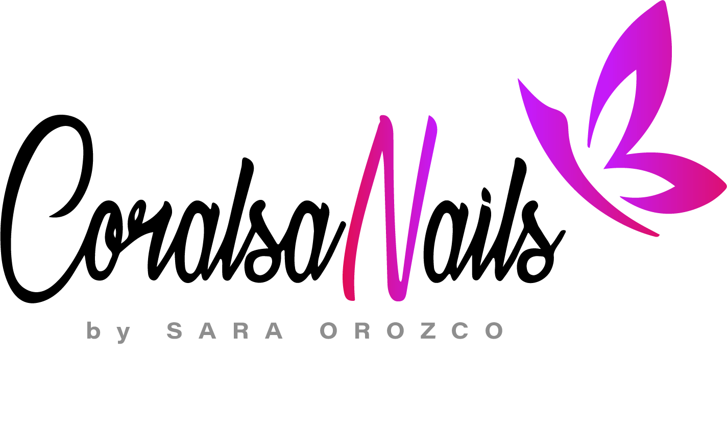 Logotipo Coralsa Nails