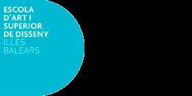 Logotipo Escola d'Art i Superior de Disseny de les Illes Balears