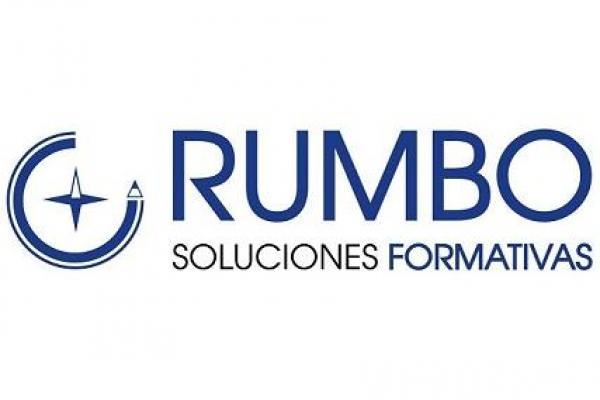 Logotipo Rumbos Soluciones Formativas