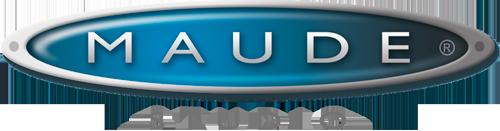 Logotipo Maude Estudios